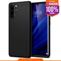 Huawei P30 Pro Case & Tempered Glass Spigen Full Cover Thin Fit 360