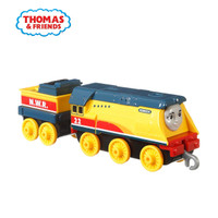 Thomas & Friends TrackMaster Push Along Engine (Rebecca) -Mainan Anak