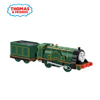 Thomas & Friends TrackMaster Motorized Engine (Emily) - Mainan Kereta