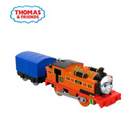 Thomas & Friends TrackMaster Motorized Engine (Nia) - Mainan Kereta