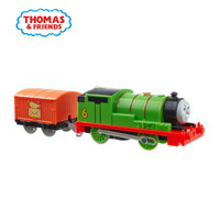 Thomas & Friends TrackMaster Motorized Engine (Percy) - Mainan Kereta