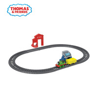 Thomas and Friends TrackMaster Percy's Barrel Drop - Mainan Kereta