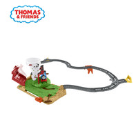 Thomas and Friends TrackMaster Twisting Tornado Set - Mainan Kereta