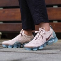 Nike Air VaporMax Flyknit 2 Running Shoes For Woman Premium Original
