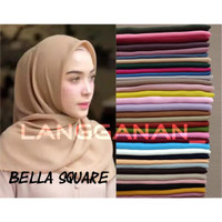 Bella Square / Laudya Square / Jilbab segi empat