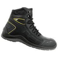 Sepatu Safety Jogger VOLCANO BLACK/HITAM S3 Uk. 45, 46