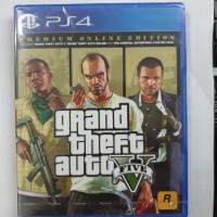 BD Game PS4 GTA V Premium Edition Reg 3