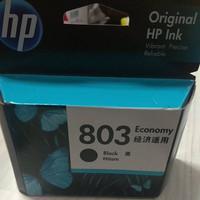 Tinta HP original 803 black ink catridge(F6V21AA)