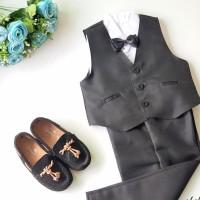 setelan rompi anak/baju pesta anak laki/tuxedo suit anak