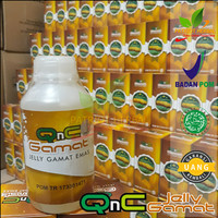 Obat Herbal Multi Khasiat QnC Gamat JELLY GAMAT EMAS - 100% Gamat Emas