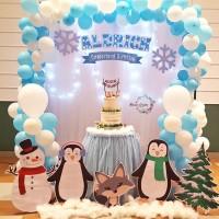 dessert table / dekorasi balon