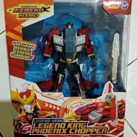 Mainan Anak ROBOT LEGEND HERO LEGEND KING PHOENIX CHOPPER 305202