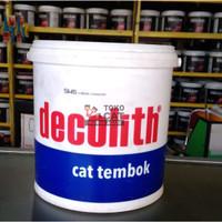 CAT TEMBOK DECOLITH 5 KG