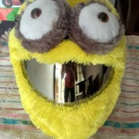 COVER HELM ELMO