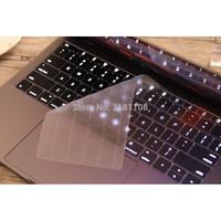 Keyboard Protector Jepang Macbook Air 13 2018 A1932 - Transparan Clear