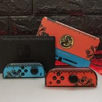 Fit Dock Nintendo Switch Mika Case dockable Monster Hunter