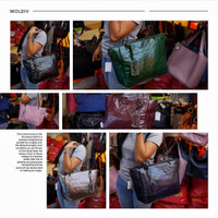 Semi premium big bag fashion simple