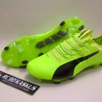Sepatu Bola Puma Evopower Vigor 1 Green Gecko FG top product
