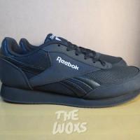 Sepatu Olahraga Wanita Original Reebok Royal CL Jog 2 Sea Warna H