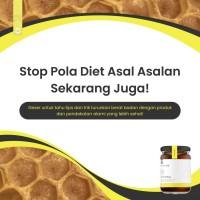 Slimming Honey Pelangsing Alami