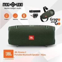 JBL Xtreme 2 Portable Bluetooth Speaker - Hijau