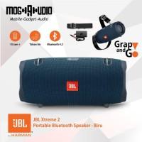 JBL Xtreme 2 Portable Bluetooth Speaker - Biru