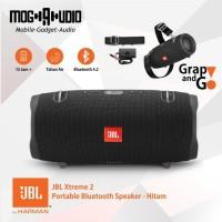 JBL Xtreme 2 Portable Bluetooth Speaker - Hitam