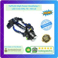 Senter Kepala High Power Headlamp LED Cree XML-T6