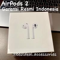 Apple AirPods 2 (2nd Gen) 2019 Garansi Resmi Indonesia (iBox)