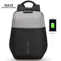 Tas Backpack MARK RYDEN MR6768 Original Ori Ransel Laptop Anti Maling