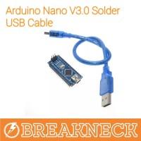Arduino nano V3.0 Atmega328 + USB
