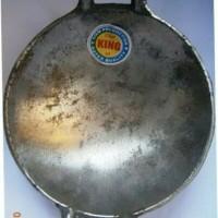 Wajan Penggorengan Serabi Cucur Besi Cor Tebal Diameter 17 cm