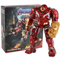 Action Figure Hulkbuster Avengers Endgame With Infinity Gauntlet
