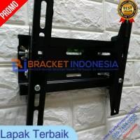 Bracket LED TV 19 20 21 22 23 24 25 26 27 28 29 32 inch built waterpas