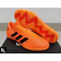 Sepatu Futsal Adidas Nemeziz Messi 18.3 Energy Mode Orange