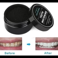 Obat Pemutih Gigi Pasta Teeth Whitening Charcoal-Activated-Original