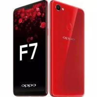 Hp Opp0 F7 New (Oppo F7 4G Lte) Ram 4/64Gb Garansi Resmi