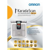 Omron Karada Scan HBF-375 Alat Menghitung Bobot Tubuh - Omron HBF-375