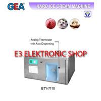 GEA BTY-7110 MESIN HARD ICE CREAM
