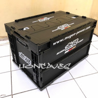 Original Mugen Folding Container Size M - Made in Japan Box MugenPower