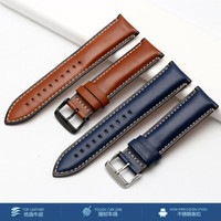VINTAGE 20MM Leather Strap Band for SAMSUNG GALAXY WATCH 42MM ACTIVE