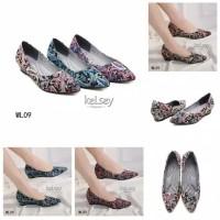 wedges kelsey elyna batik TB