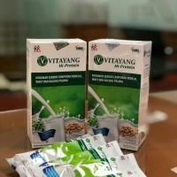 Vitayang Hi Protein Susu Tinggi Protein Nabati ( 10 sachet)