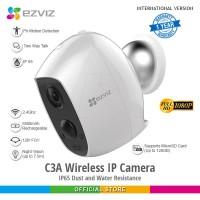 Ezviz C3A Wireless Indoor Outdoor IP Camera Rechargeable Battery