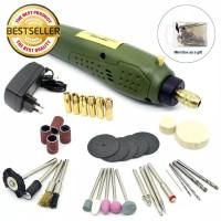 Bor Pcb SLITE 12Vdc - Mini Drill 35pcs Speed 16000Rpm