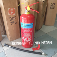 ALAT PEMADAM API KEBAKARAN APAR TABUNG FIRE EXTINGUISHER 3kg 3 kg