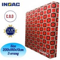 Kasur Busa Inoac King size 200x180x10 cm