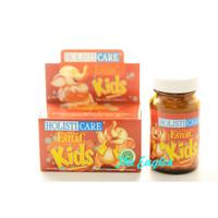 Vitamin Ester C holisticare KIDS 30 tablet rasa jeruk dengan xylitol m