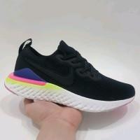Nike Epic React 2 Black Blue Pink - Nike Zoom - Nike Sneaker Orig