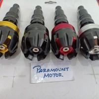 Jalu knalpot motor cnc universal Vixion nmax aerox